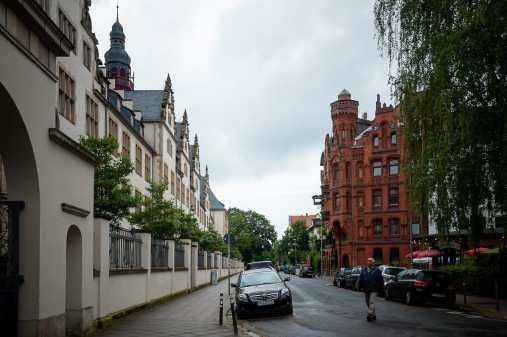 Eine der schönen Ecken in der Nordstadt.