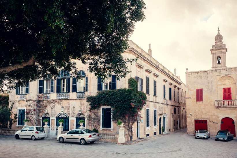 Eine der schönsten Ecken der ehemaligen Hauptstadt Maltas