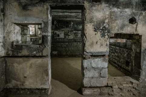 Im Bunker von Juno Beach