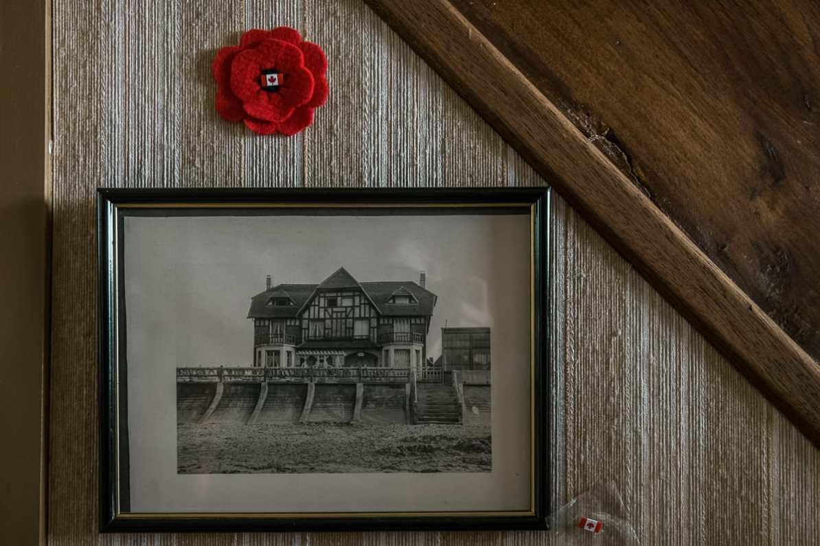 Canada House während des Zweiten Weltkriegs