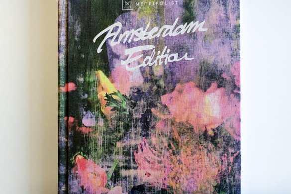 Buchcover der Metripolist: Amsterdam Edition.