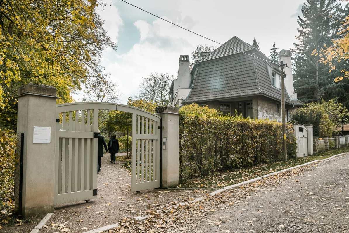 Haus Hohe Pappeln - Privathaus von Henry van de Velde