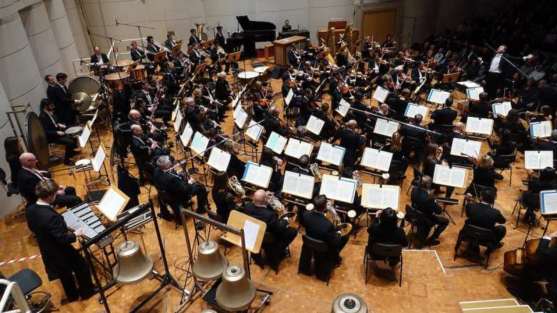 6. Philharmonisches Konzert 2018/2019 der Dortmunder Philharmoniker Foto: Anneliese Schürer/Dortmunder Philharmoniker.