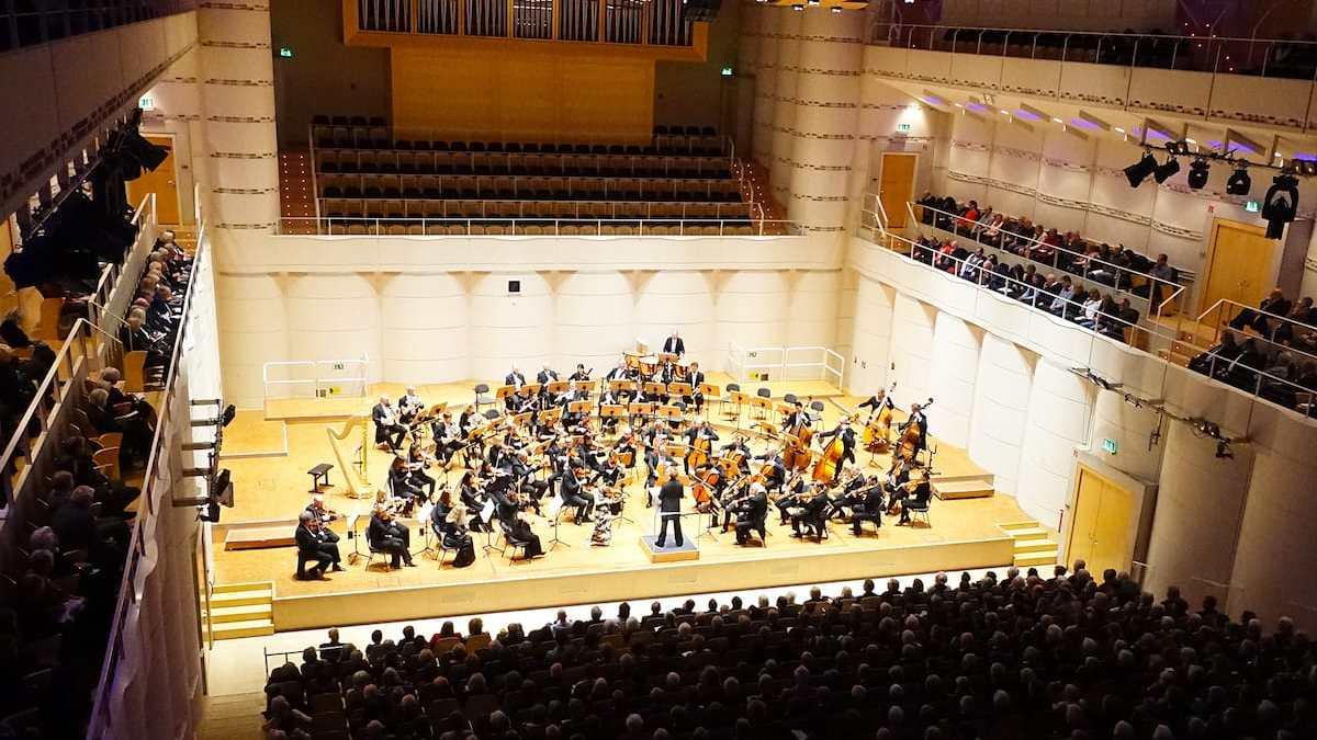 7. Philharmonische Konzert - Stürmische Ruhe Foto: Anneliese Schürer/Dortmunder Philharmoniker.