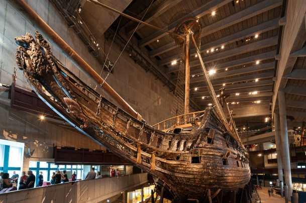 Bug der Vasa
