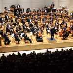 """Dortmund Philharmoniker beim 9. Philharmonischen Konzert 2018/19 """"Wege und Gefährten"""", Foto: Anneliese Schürer/Dortmunder Philharmoniker"""