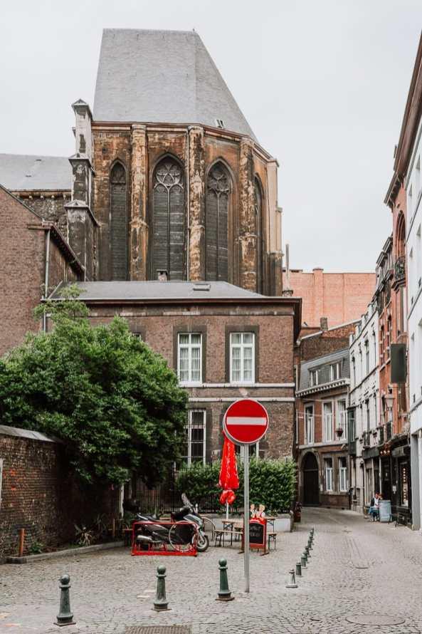 Collégiale Saint-Denis, Lüttich