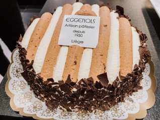 Typische Torte aus Lüttich von Eggenols
