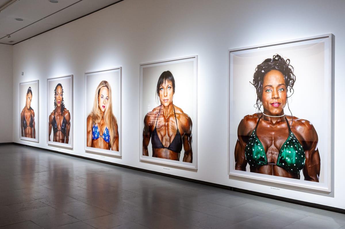 Galerie der Female Bodybuilders