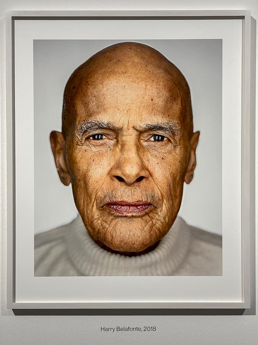Harry Belafonte Portraits