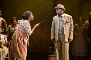 Danielle Lee Greaves, Kingsley Leggs Photo by Michael J. Lutch The Gershwins' Porgy and Bess National Tour