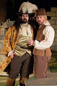 Jared Sanz-Agero, Ben Ritchie Photo by Kim Carlson St. Louis Shakespeare