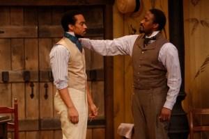 Will Cobbs, Daniel Morgan Shelley Photo by Jerry Naunheim, Jr. Repertory Theatre of St. Louis