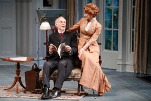 Jeff Hayenga, Kathleen Wise Photo by Jerry Naunheim, Jr. Repertory Theatre of St. Louis