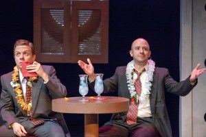 Ben Nordstrom, Charlie Barron Photo by John Lamb Mustard Seed Theatre