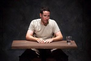 Michael Hogan Photo by John Lamb St. Louis Actors' Studio