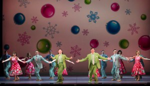Cast of Irving Berlin's White Christmas Photo by Kevin White