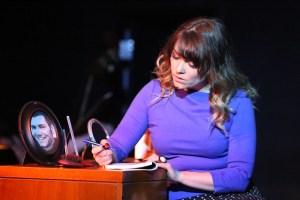Sarah Porter Photo by Jill Ritter Lindberg New Line Theatre