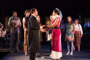 """Cast of """"Remember Me"""" Photo: Shakespeare Festival St. Louis"""