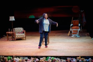 Deel Orlandersmith Photo by Peter Wochniak Repertory Theatre of St. Louis