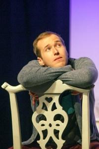 Will Bonfiglio Photo by John Lamb Stray Dog Theatre