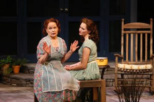 Margaret Daly, Mairin Lee Photo by Jerry Naunheim, Jr. Repertory Theatre of St. Louis