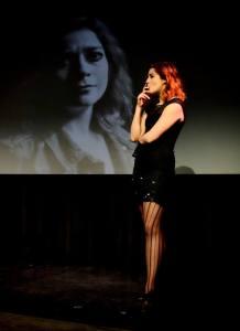 Larissa White Photo by Justin Foizey Theatre Lab