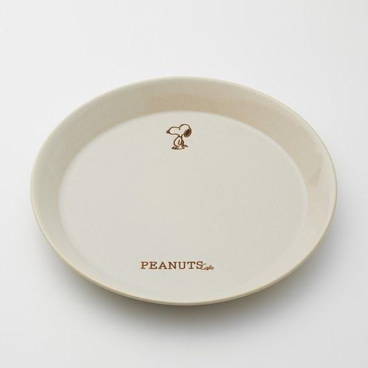 お皿 ペールホワイト