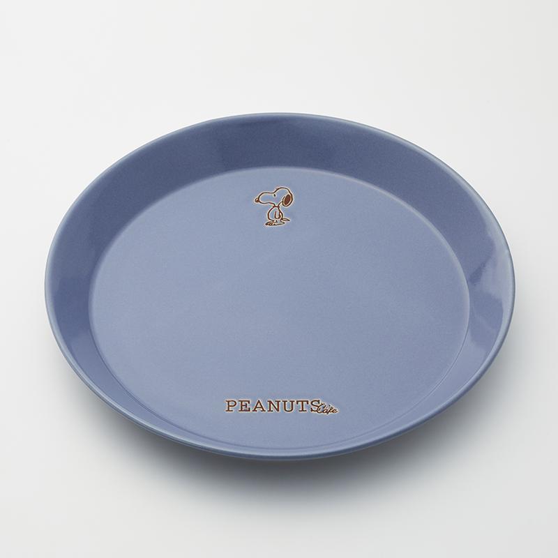 お皿 ブルー