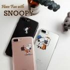 スヌーピーiPhoneケース