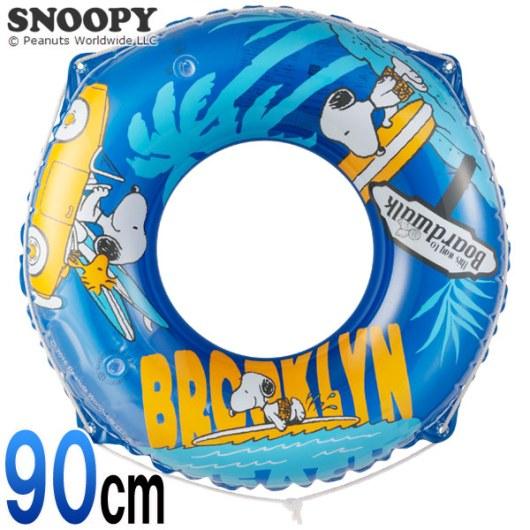 スヌーピー柄の浮き輪2018