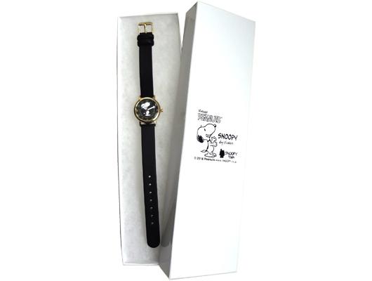 スヌーピータウンショップの腕時計