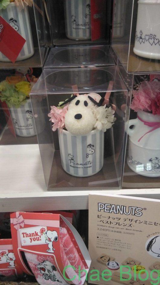 スヌーピータウン梅田店2019年4月の新商品