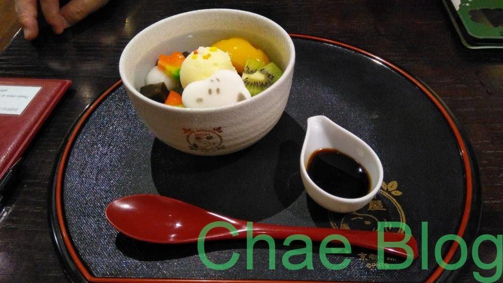 スヌーピー茶屋京都錦店2019年5月のグッズ