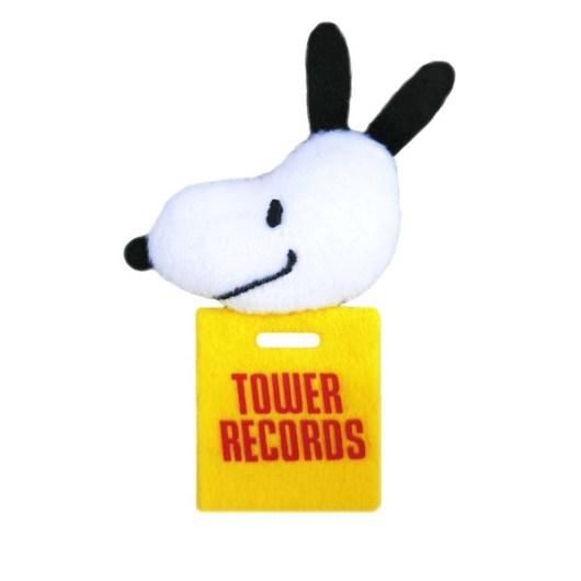 スヌーピーとタワーレコードコラボグッズ2019