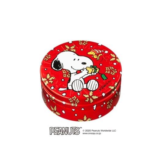 スヌーピーのスチームクリーム2020クリスマスバージョン