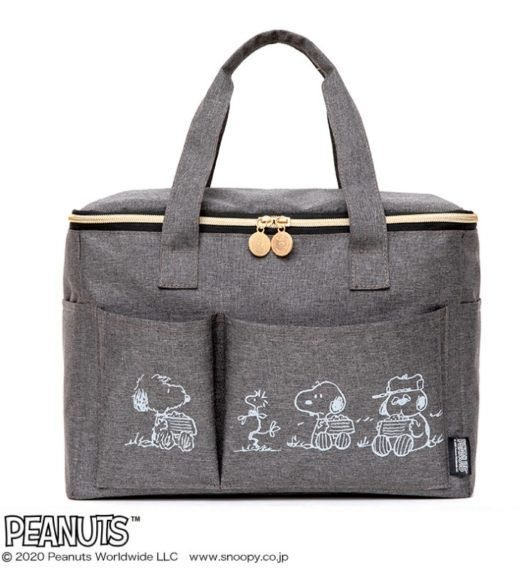 スヌーピーのBIGピクニックバッグ