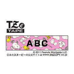スヌーピーのテプラ(テープ)