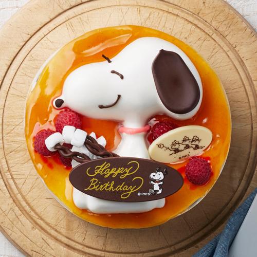 スヌーピーの阪急限定ケーキ2021