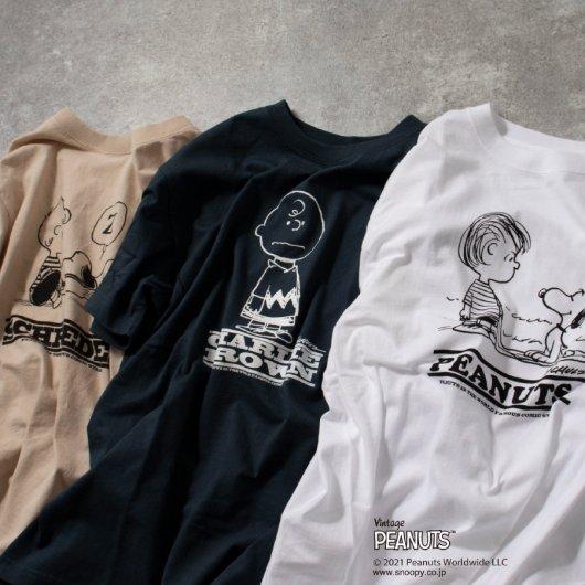 スヌーピー×ローリーズのTシャツ2021春