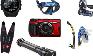 Dive-Equipment-Guide Snorkeling accessories