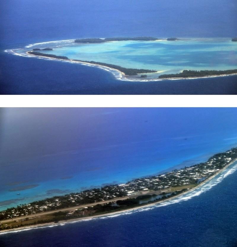 best coral reefs funafuti