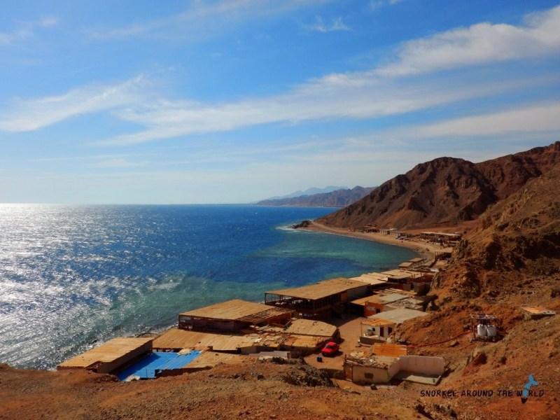 Blue Hole Egypt - Snorkeling places around Dahab