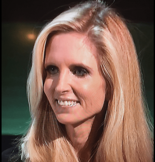 Anne Coulter at Comedy Central's Roast