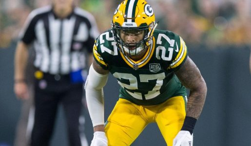 Josh Jones Packers Trade