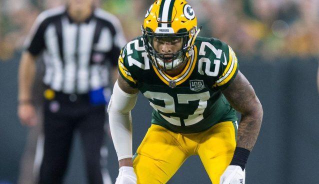 Josh Jones Packers Trade