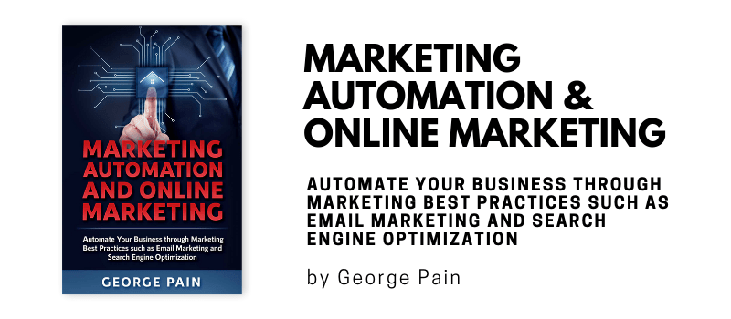 Marketing Automation & Online Marketing by George Pain