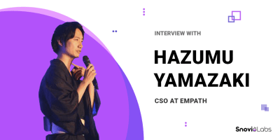 Empath Hazumu Yamazaki Interview