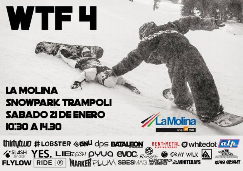 WTF 4. 21 de Enero en La Molina