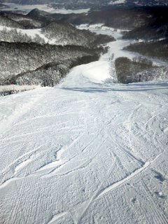 猫魔スキー場ラフューテイン